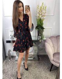 Φόρεμα - κώδ. 287 - μαύρο