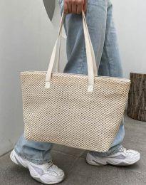 Τσάντα - κώδ. B433 - μπεζ