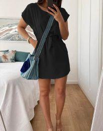 Φόρεμα - κώδ. 2258 - μαύρο