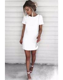 Φόρεμα - κώδ. 645 - λευκό