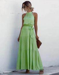 Φόρεμα - κώδ. 6214 - πράσινο