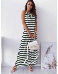 Φόρεμα - κώδ. 1515 - χακί