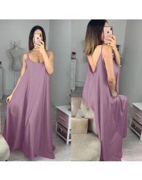 Φόρεμα - κώδ. 6600 - μωβ
