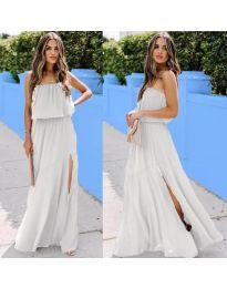 Φόρεμα - κώδ. 061 - λευκό