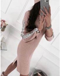 Φόρεμα - κώδ. 183 - πούδρα