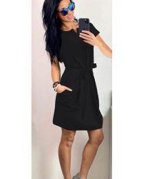 Φόρεμα - κώδ. 155 - σκούρο μωβ