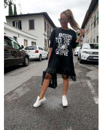 Φόρεμα - κώδ. 5468 - μαύρο