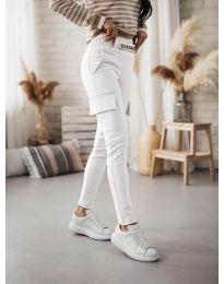 Παντελόνι - κώδ. 5130 - λευκό