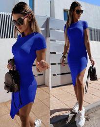 Φόρεμα - κώδ. 8391 - σκούρο μπλε