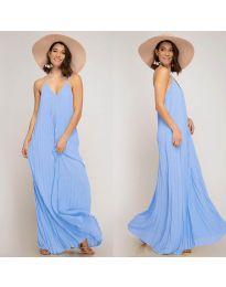 Φόρεμα - κώδ. 0508 - γαλάζιο