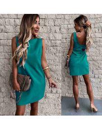 Φόρεμα - κώδ. 1156 - τυρκουάζ