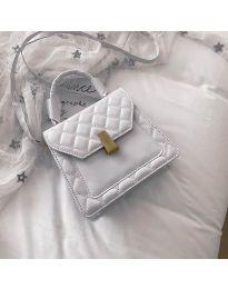 Τσάντα - κώδ. B48 - λευκό
