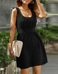 Φόρεμα - κώδ. 0254 - 2 - μαύρο