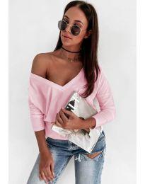 Μπλούζα - κώδ. 3478 - ροζ