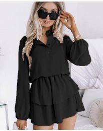 Φόρεμα - κώδ. 4093 - μαύρο