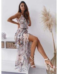 Φόρεμα - κώδ. 0010 - λευκό