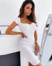Φόρεμα - κώδ. 0992 - λευκό