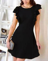 Φόρεμα - κώδ. 7111 - μαύρο