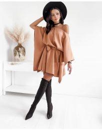 Φόρεμα - κώδ. 2315 - μπεζ