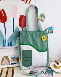 Τσάντα - κώδ. B577 - πράσινο