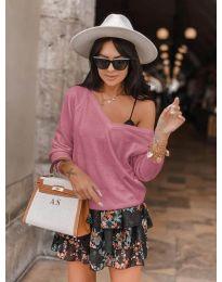 Μπλούζα - κώδ. 6013 - ροζ