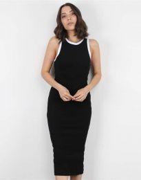 Φόρεμα - κώδ. 5273 - μαύρο