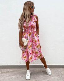 Φόρεμα - κώδ. 4535 - πολύχρωμο