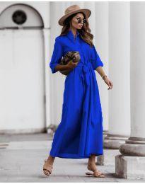 Φόρεμα - κώδ. 0900 - σκούρο μπλε