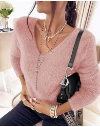 Μπλούζα - κώδ. 8051 - ροζ