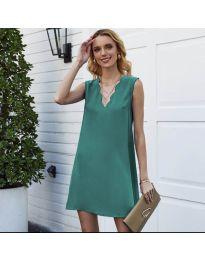 Φόρεμα - κώδ. 1429 - πράσινο