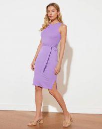 Φόρεμα - κώδ. 12950 μωβ