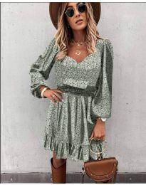 Φόρεμα - κώδ. 0366 - μέντα