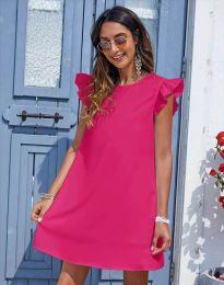Φόρεμα - κώδ. 6261 - φουξια