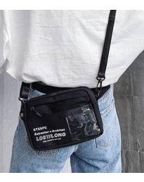 Τσάντα - κώδ. B28-822 - μαύρο