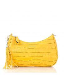 Τσάντα - κώδ. JW6489 - κίτρινο