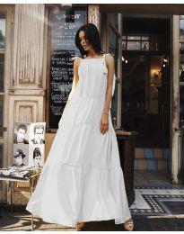 Φόρεμα - κώδ. 1105 - λευκό