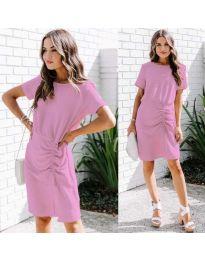 Φόρεμα - κώδ. 835 - μωβ