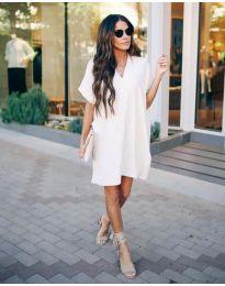 Φόρεμα - κώδ. 163 - λευκό