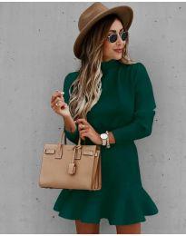 Φόρεμα - κώδ. 9140 - χακί