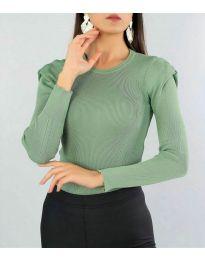 Μπλούζα - κώδ. 374 - πράσινο