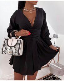 Φόρεμα - κώδ. 4343 - μαύρο