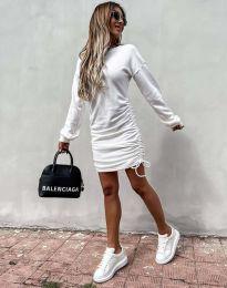 Φόρεμα - κώδ. 4951 - λευκό