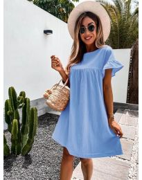 Φόρεμα - κώδ. 744 - γαλάζιο