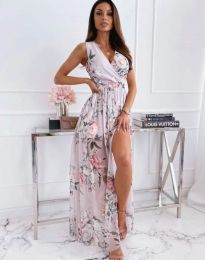 Φόρεμα - κώδ. 4801 - 2 - φλοράλ