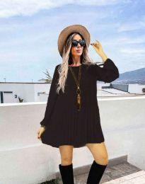 Φόρεμα - κώδ. 1430 - μαύρο