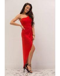 Φόρεμα - κώδ. 541 - κόκκινο