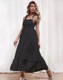 Φόρεμα - κώδ. 1729 - μαύρο