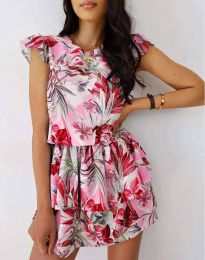 Φόρεμα - κώδ. 7398 - πολύχρωμο