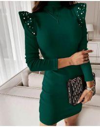Φόρεμα - κώδ. 9494 - πράσινο