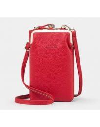 Τσάντα - κώδ. B145 - κόκκινο